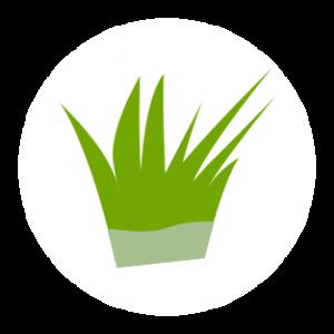 grass gazers logo